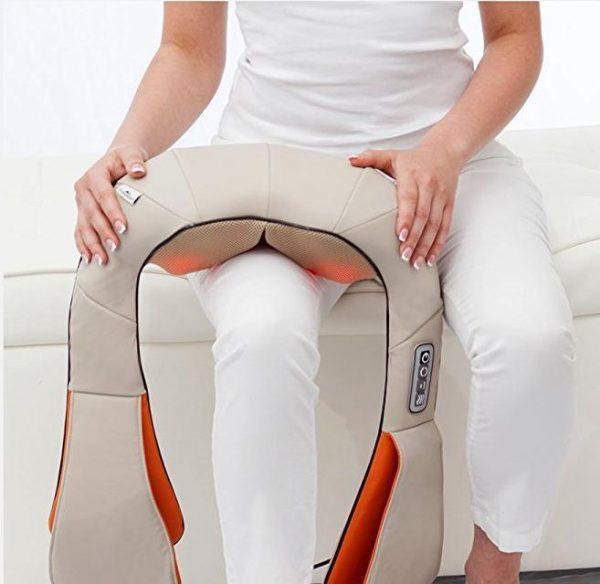 3D Body Massager Vest