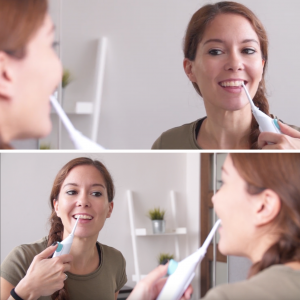 Aquafloss Portable Dental Cleaner