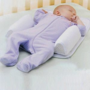 Baby Sleep Fixed Position & Anti Roll Pillow