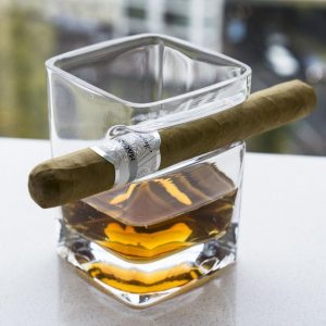 Barware Cigar Holder Mug