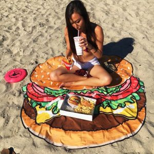 Beach Blanket & Cover Up