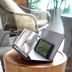 3D Phone Magnifying Stand