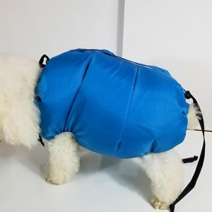 BriteDoggie Dog Hair Drying Vest