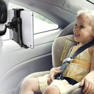 Car Seat Headrest Mount-Phone & Tablet Holder