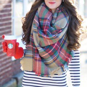 Comfy & Stylish Blanket Scarf