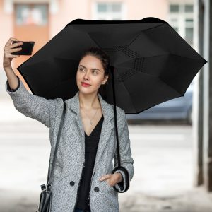 Double Layer Reverse Umbrella