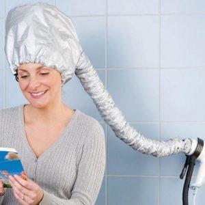 Portable Hair Dryer Cap