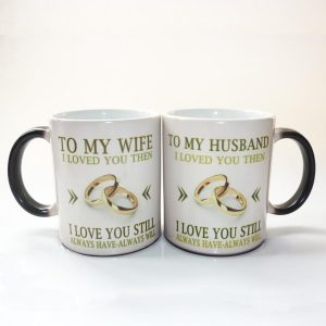 Husband & Wife Mugs