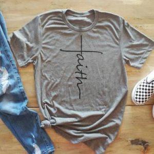 """""""Just Have Faith"""" T-Shirt"""