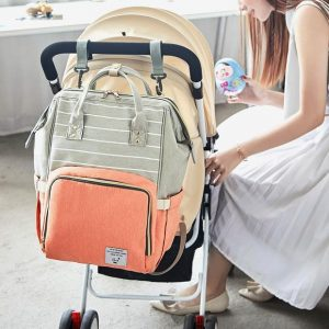 Deluxe Mommy Diaper Backpack