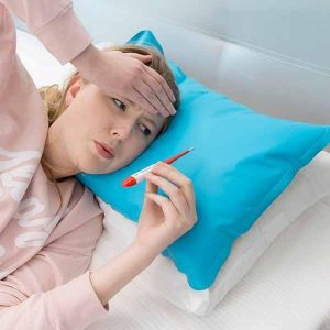 Muscle Relief Cooling Pillow