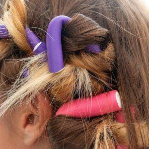 No Heat Magic Hair Curlers