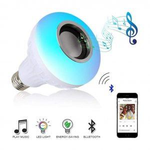 Magic Speaker Bulb
