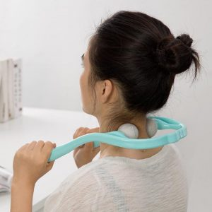 Rollerball Massager for Neck & Back Pain
