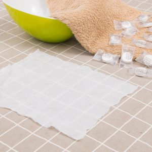 Super Soft Eco Compressed Wipes (50 Wipes)