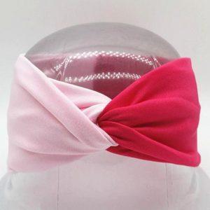 Boho Twist Colorblock Headband