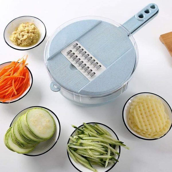 Mandoline Slicer Cutter Chopper and Grater