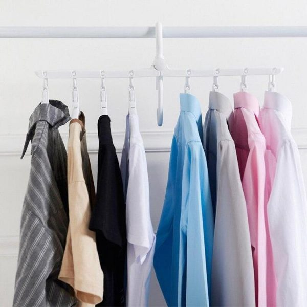 Smart Collapsible Hanger