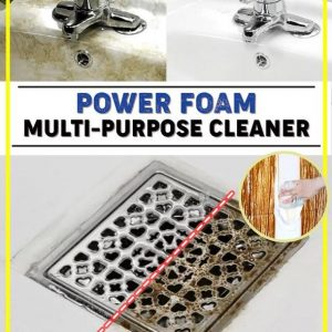 Power Foam Multi-purpose Cleaner Set