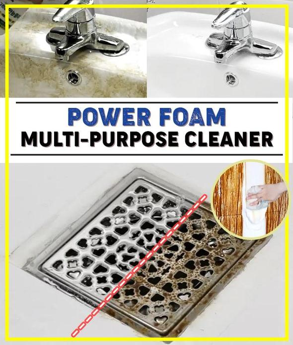 Power Foam Multi-purpose Cleaner Set