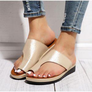 Bunion Corrector Platform Sandals