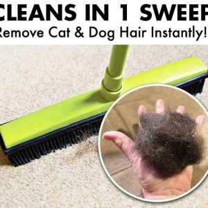 Pet Hair Broom