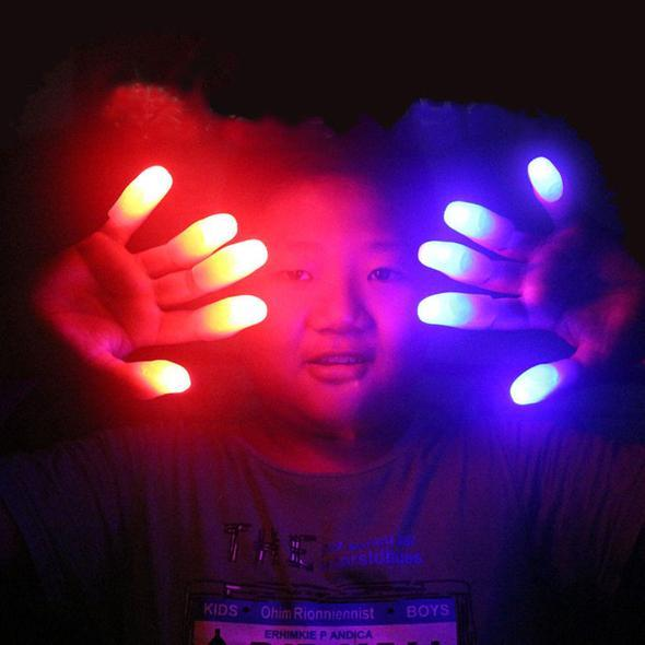 Magic Light Up Thumb (1 Pair)