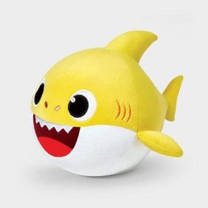 Dancing Shark Plush Toy