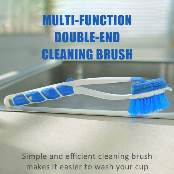 Double-end Cleaning Brush
