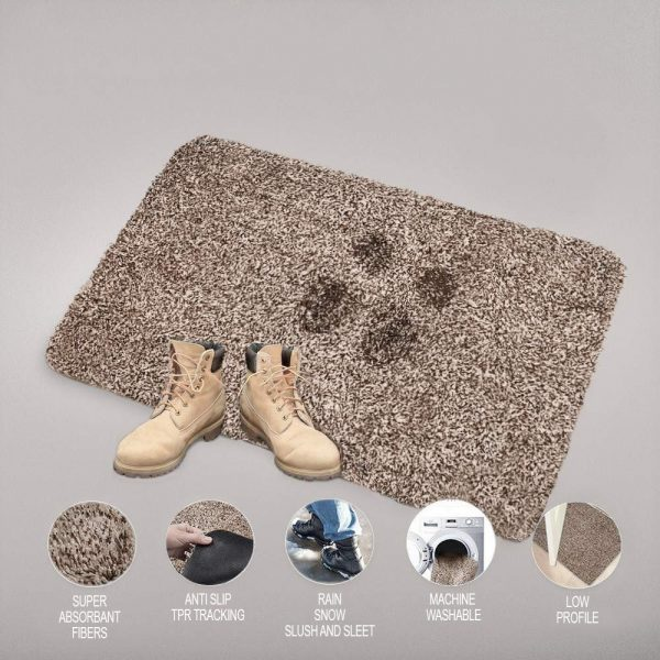Indoor Super Absorbent Doormat