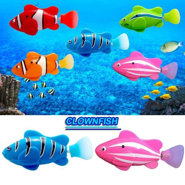 Electronic Robot Fish