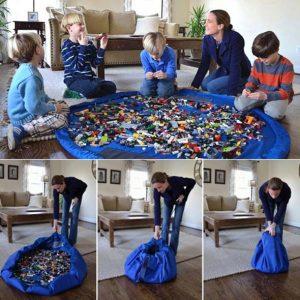 Toy Storage Mat