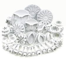 3D Sugarcraft Cake Decorating Tools Flower Set
