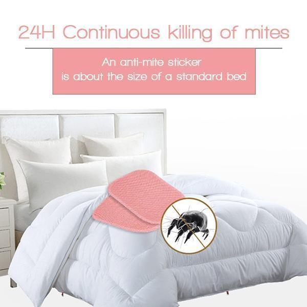 Dust Mites Killing Pad (Set of 3)
