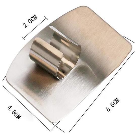 Stainless Finger Guard For Cutting